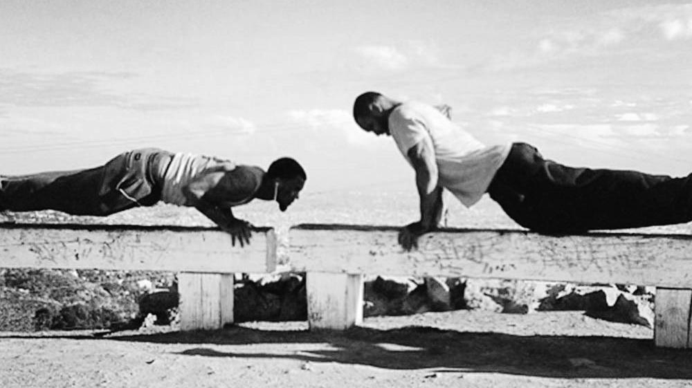Game Byrd Plank BW